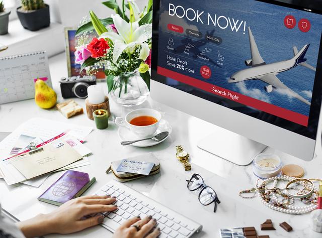 Air Ticket Flight Booking
