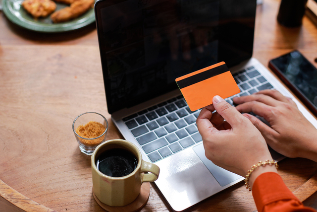 Credit Card For Online Payment