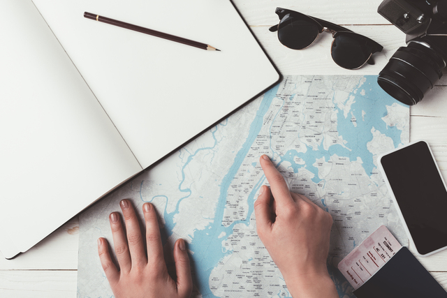 planning a journey